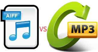AIFF VS MP3