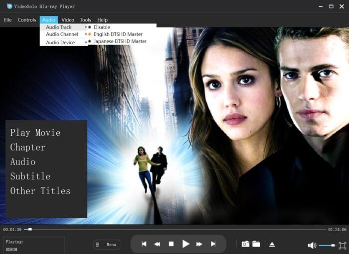 Play Blu-ray Movie