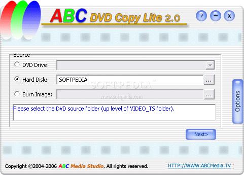 ABC DVD Copy Lite