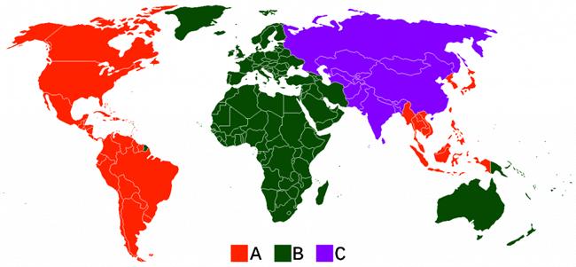 Blu-ray Region