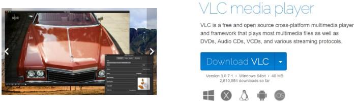 Download VLC 3.0 Windows 64bit