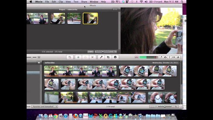 Edit Videos with iMovie