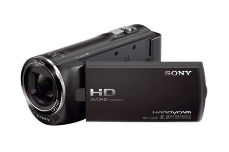 HD Video Camcorders