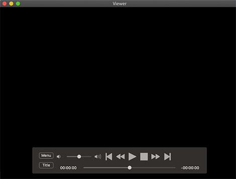 Play DVD on Mac DVD Player