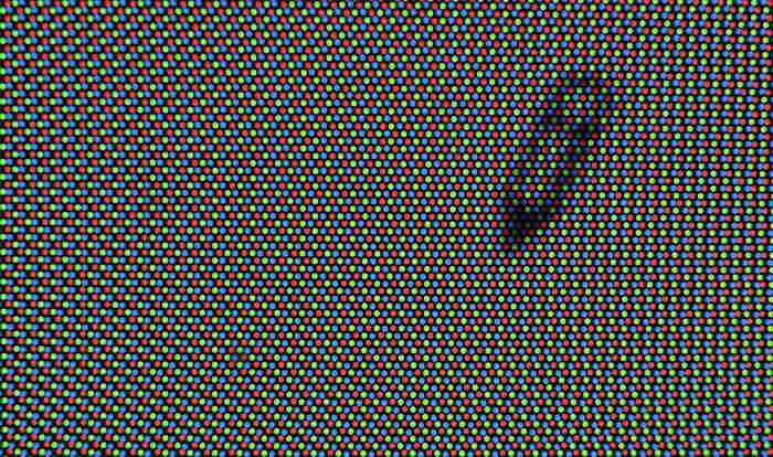 Screen Pixels
