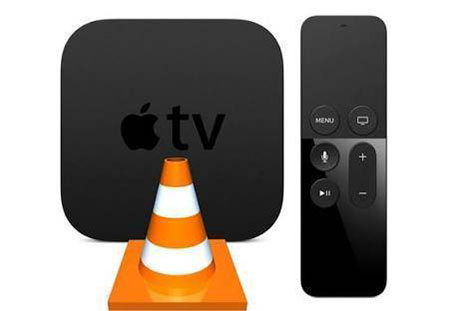VLC Airplay Mirror Computer to Apple TV