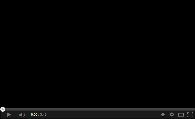 YouTube Video Black Screen