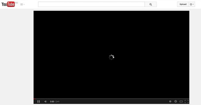 YouTube Video Not Loading