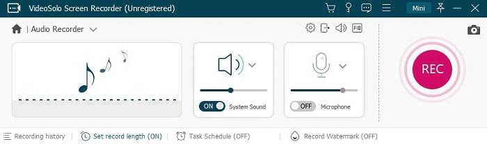 Adjust Audio Settings